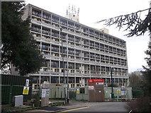 TQ2274 : Binley House, Highcliffe Drive by David Anstiss