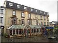 NY2623 : The Skiddaw Hotel, Keswick by Graham Robson