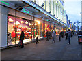 NZ2464 : Fenwick's Christmas Window, Newcastle upon Tyne by Graham Robson