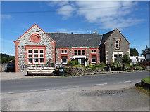 NR7937 : Carradale: the old school by Chris Downer