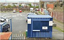 J5081 : Queen's Parade site, Bangor (2013-3) by Albert Bridge