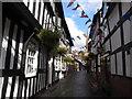SO7137 : Ledbury - Church Lane by Colin Park