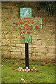 TF0170 : Remembrance Cross by Richard Croft