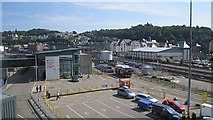 NM8529 : Oban Ferry Terminal by Richard Webb