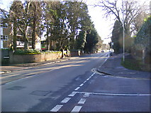 TL1314 : A1081 Luton Road, Harpenden by Adrian Cable