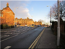 NS3421 : Castlehill Road by Billy McCrorie