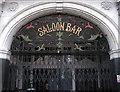 "TQ3188 : Saloon bar entrance, ""The Salisbury"", Harringay by Jim Osley"