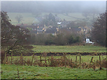 SK2566 : View to Rowsley by Andrew Hill