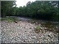NO4657 : South Esk River by Stevan Hogg