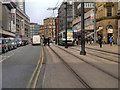 SJ8498 : Manchester High Street by David Dixon