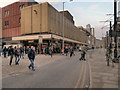SJ8498 : Arndale Centre, High Street/Market Street Junction by David Dixon