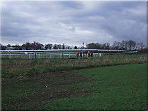 NZ3428 : Sedgefield Racecourse by JThomas