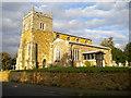 SK6405 : All Saints' church, Scraptoft by Richard Vince