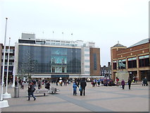 SP3378 : Broadgate, Coventry by Malc McDonald