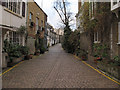 TQ2679 : Western part of Kynance Mews (2) by Roger Jones