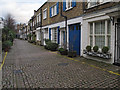 TQ2579 : Western part of Kynance Mews (3) by Roger Jones
