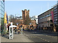 SP3378 : Queen Victoria Road, Coventry by Malc McDonald