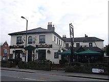 TQ2370 : The Swan, public house, Wimbledon (2) by David Anstiss