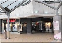 NT2574 : HMV St James Centre, Edinburgh by Jim Barton
