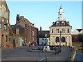 TF6120 : The Custom House on Purfleet Quay, King's Lynn by Richard Humphrey
