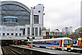 TQ3080 : Charing Cross station, with new Networker EMU by Ben Brooksbank