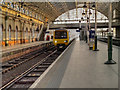 SJ8497 : Manchester Piccadilly Station by David Dixon