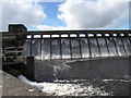 NS7183 : Carron Reservoir Dam by Rude Health