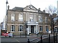 TQ1280 : Southall: Former Town Hall by Nigel Cox
