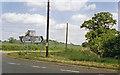 SP5356 : Crossroads near Charwelton by Ben Brooksbank
