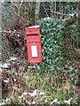 ST5308 : Halstock: postbox № BA22 87, Church Lane by Chris Downer