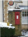 ST5408 : Halstock: postbox № BA22 88, Yeovil Road by Chris Downer