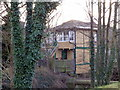 TQ4720 : Uckfield signalbox by PAUL FARMER