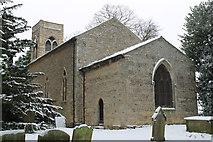 SK9485 : St Andrew's church, Fillingham by J.Hannan-Briggs