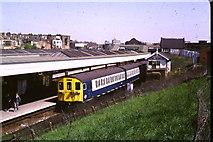 TQ2182 : Willesden Junction station by Malc McDonald