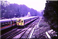 TQ6232 : Trains at Wadhurst, 1986 by Malc McDonald