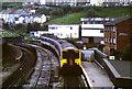 ST0789 : Train at Pontypridd by Malc McDonald