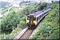 SW5238 : St. Ives branch line at Carbis Bay by Malc McDonald