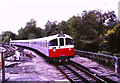 TQ2992 : Piccadilly Line at Arnos Grove by Malc McDonald