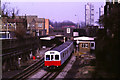 TQ3578 : Surrey Docks station in 1986 by Malc McDonald