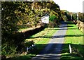 TQ4714 : Bridge over stream near Ringmer by nick macneill