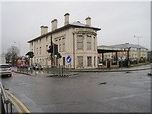 ST1974 : Cardiff Bay railway station, Cardiff by Nigel Thompson