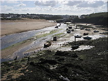 SS2006 : River Neet by Summerleaze Beach by Shaun Ferguson