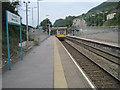 ST0799 : Merthyr Vale railway station, Mid Glamorgan by Nigel Thompson