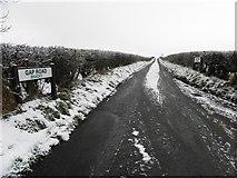 H5472 : Gap Road, Bracky by Kenneth  Allen