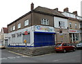 ST5178 : Corner of Meadow Street and Gloucester Road, Avonmouth, Bristol by Jaggery