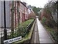NH5458 : Nicols Court, Dingwall by Richard Dorrell