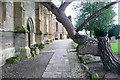 SP2054 : Holy Trinity church by Graham Horn