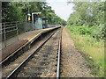 ST0399 : Fernhill railway station, Mid Glamorgan by Nigel Thompson