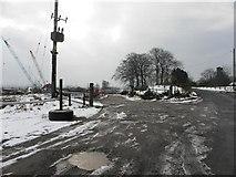 H5672 : Shinnagh Road, Mullaslin by Kenneth  Allen