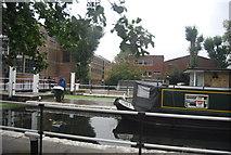 TQ3783 : Old Ford Lock, Lea Navigation by N Chadwick
